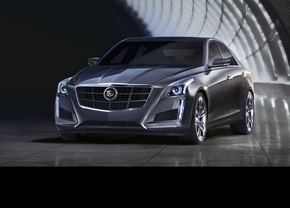 Cadillac CTS (2013)