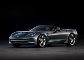 Chevrolet Corvette Stingray Convertible rijdt het internet op