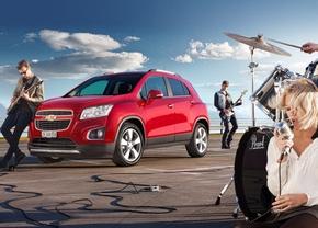 Chevrolet Trax ziet prijskaartje: vanaf 16.699 euro