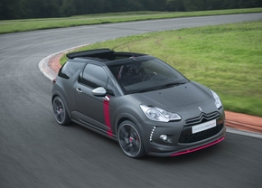 Citroen DS3 Cabrio Racing Conept
