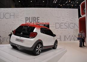 Live in Genève 2014: Citroën C1 heeft er geen zin in