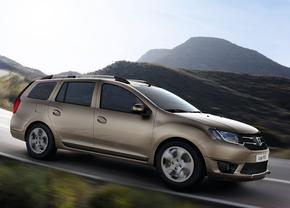 2013 Dacia Logan MCV