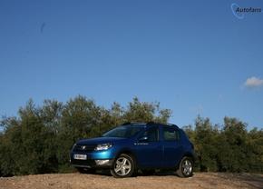 Dacia op het Brusselse autosalon 2013