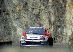 Ford exits WRC after 2012