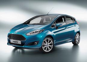 Ford Fiesta 1.0-liter EcoBoost is vrouwenauto van het jaar