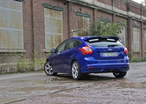 Nieuwe Ford Focus RS 2013 2014