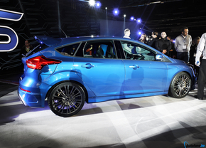 Ford Focus RS Autosalon Brussel 2016