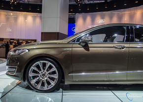 ford's vignale