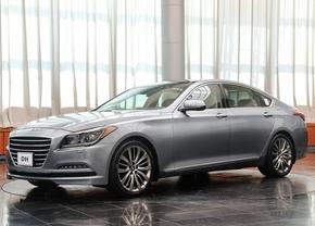 Officieel: Hyundai Genesis Premium sedan