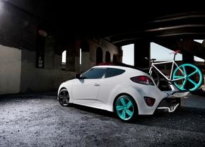 Hyundai Veloster C3 Rolls top concept