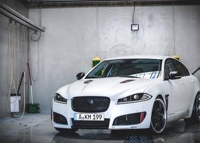 2M-Designs, Loder1899 en MB-individual Cars jaguar xf