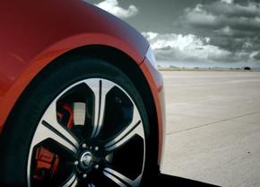 Jaguar XFR-S Commercial 2013