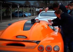Koenigsegg lockout