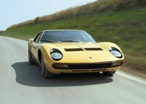 Uit-tip: 50 jaar Lamborghini in Autoworld