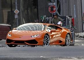 Lamborghini Huracán ziet en klinkt Bellissimo
