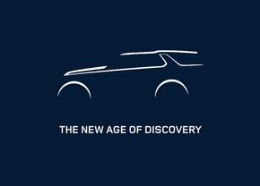 """""""Discovery"""" wordt submerk van Land Rover"""