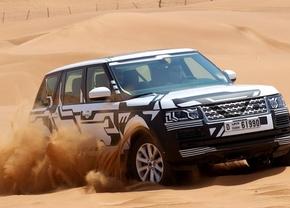 Land Rover bouwt testcentrum in Dubai