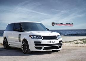 Merdad bouwt tweedeurs Range Rover (en tunet hem tegelijk)