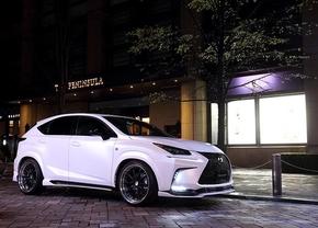 Artisan Spirits Lexus NX