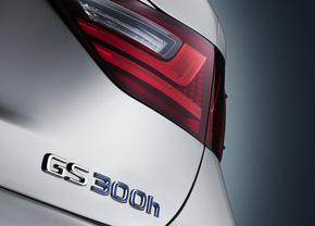 Nu ook Lexus GS300h voor Belgische markt