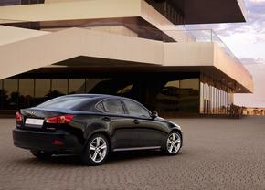 Lexus IS gaat uit productie