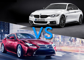Lexus-RC-VS-BMW-4-serie