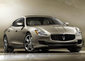 Nieuwe Maserati Quattroporte 2013