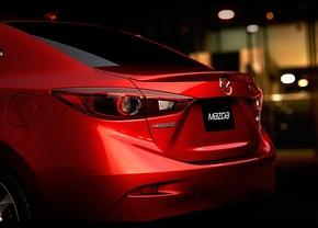 Eerste teaser van de Mazda3 Sedan?