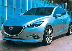 2014 Mazda3 gelekt