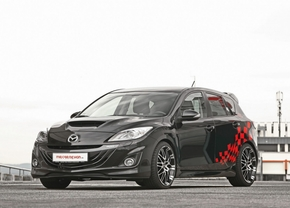 Mazda3 MR Car Design