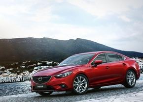 Mazda6 is Leasewagen van het Jaar