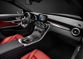 Mercedes-C-klasse-interieur