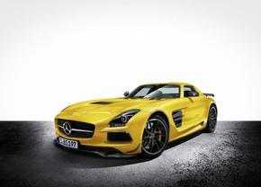 Officieel: Mercedes SLS AMG Black Series
