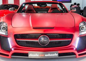 FAB-Mercedes-SLS-Roadster
