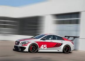 CLA45 AMG Racing Series
