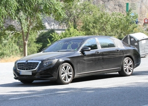 mercedes pullman maybach