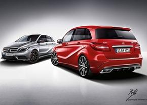 Mercedes-B45-AMG