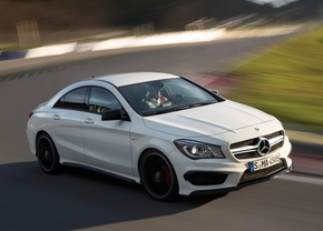 Officieel: Mercedes CLA 45 AMG