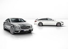 Officieel: Mercedes CLS 63 AMG (s)