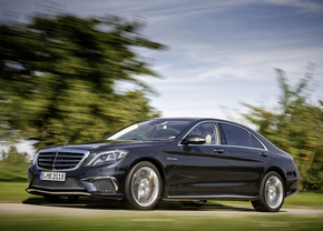 Officieel: Mercedes S-klasse S600