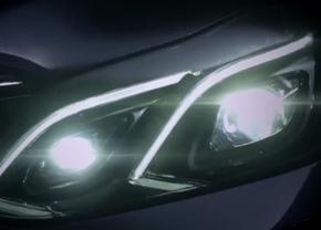 Mercedes toont ogen E-klasse facelift