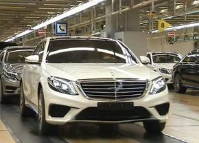 S63 AMG 2013 Leaked