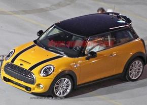 Zo ziet de nieuwe Mini Cooper eruit (2013)