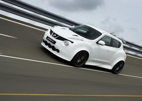 Nissan Juke-R productieversie