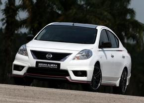 Maleisië krijgt Almera met Nismo Performance Package