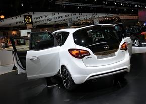Opel Meriva heeft zijn wereldpremière in Brussel