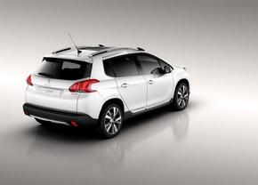 Peugeot 2008 officieel