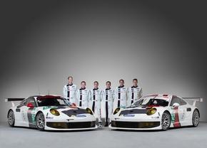 Porsche 911 RSR 2013