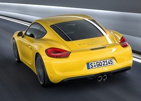 Porsche Cayman is er vanaf 53.482 euro