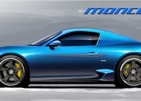 Studiotorino Moncenisio (Porsche Boxster)